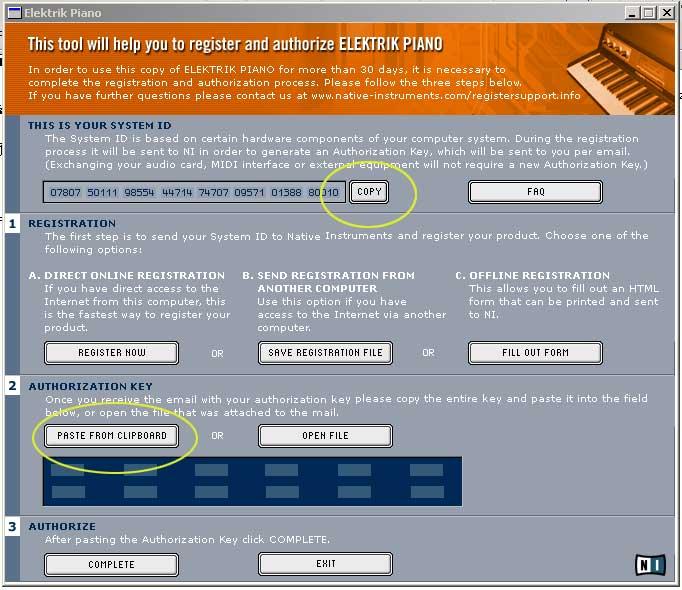 instruments系列vsti音源安装注册